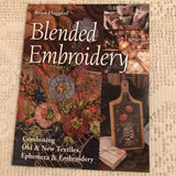 Blended Embroidery Book