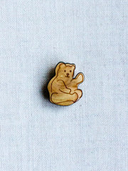 Picoti bear button