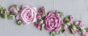 A Spray of Roses Silk Embroidery Tasters Kit
