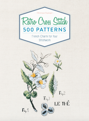 Retro Cross Stitch by Véronique Enginger (in English)