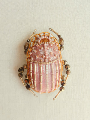 Beetle Brooch #12