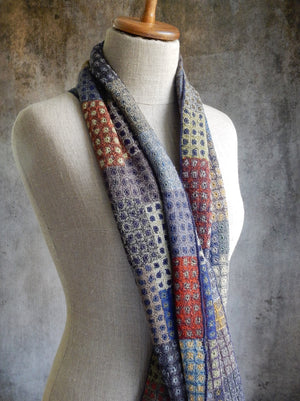 """Biome "" wool scarf"