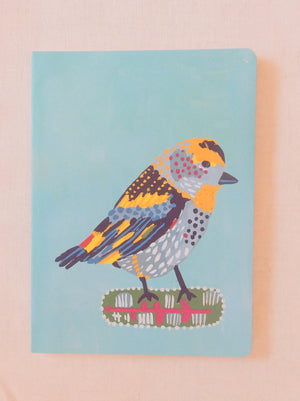 Blue Bird Notebook