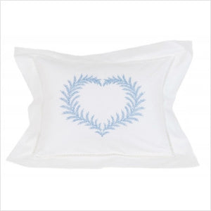 Coeur de Fougere Pillow