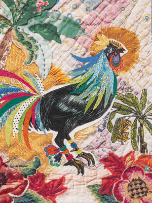 Rooster Slow Stitching Kit