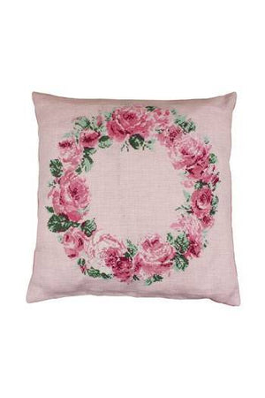Wreath of Roses Cross stitch kit