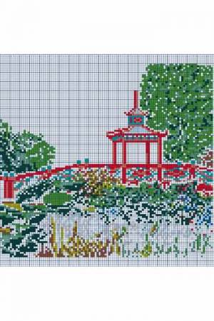 Pagoda Historic Garden Kit - Large