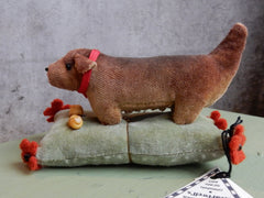 Daschund Pin Cushion