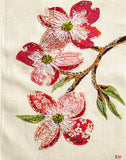 Dogwood Slow Stitching Kit