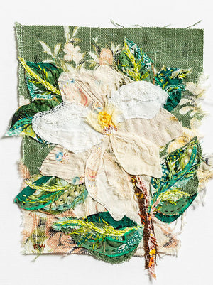 Magnolia Slow Stitching Kit