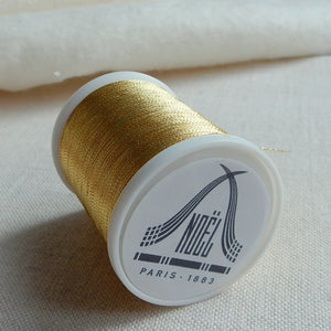 Gold thread Maison NOEL