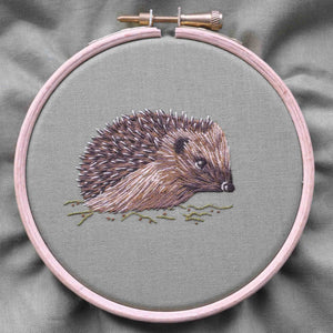 Silk Shading Hedgehog