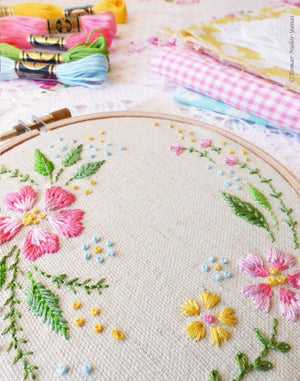 Circle of Flowers Kit