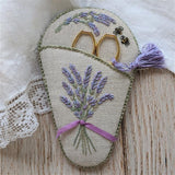Lavender and Bees Scissor Keeper Kit