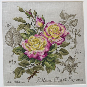 Pullman Orient Express Rose kit
