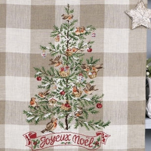 My Beautiful Christmas Tree Tea Towel