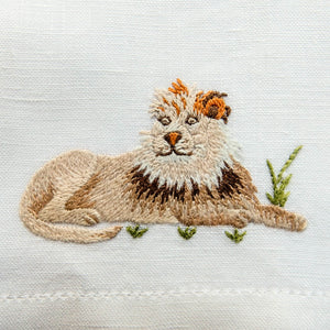 Three Miniature Safari Animals -  Collection 1