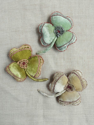Clover Ornaments