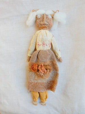 """Pachilee"" Doll - sesame"