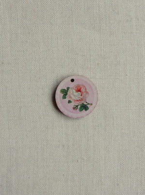 Rose Button