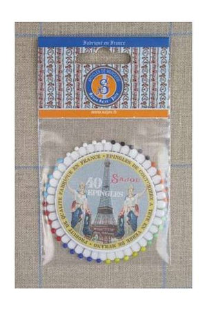 Rosette of Pins- Eiffel Tower