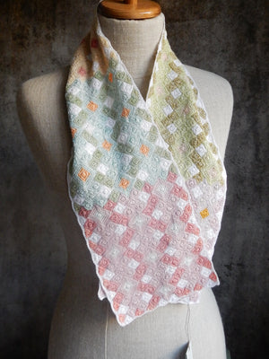 """Sketch"" scarf  - small"