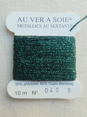 Metallic - #8 - Color #040 (Spruce Green)