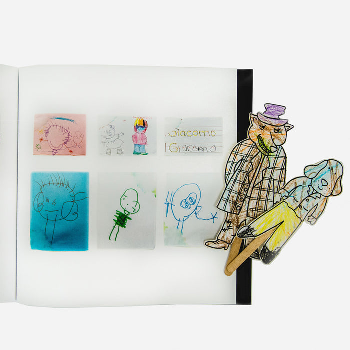 PHOTOBOOK KIDS ART