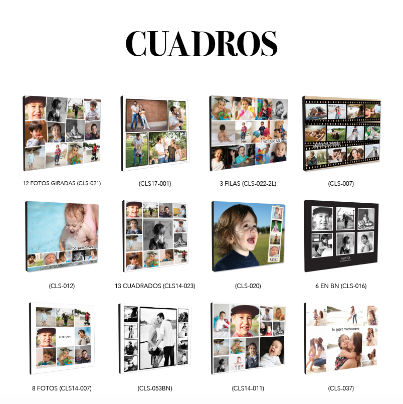 CUADROS COLLAGES