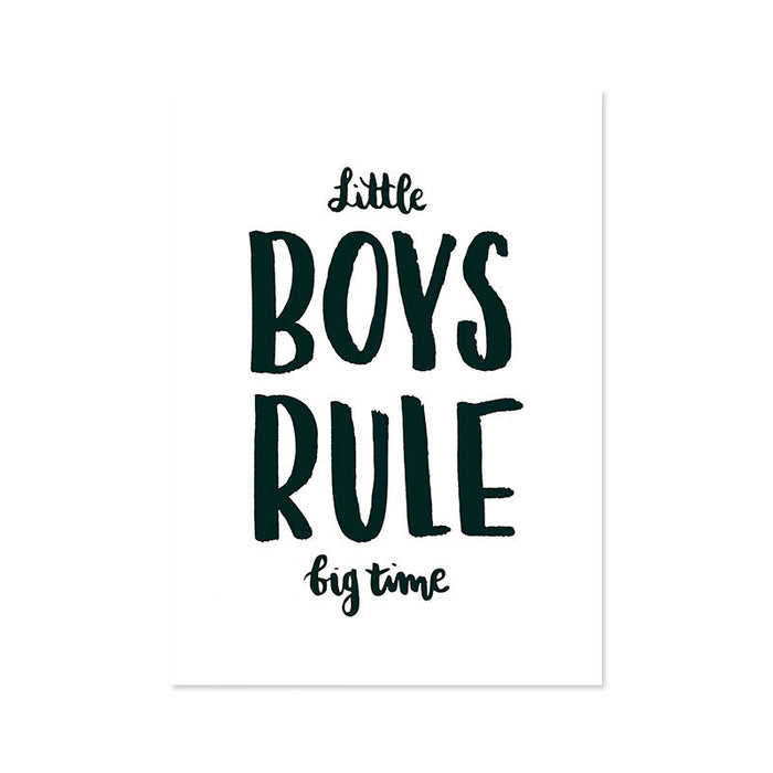 Ilustracion Little boys (ILUS17-036)