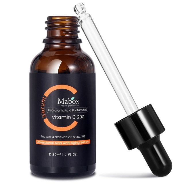 Vitamin C serum - skin care key