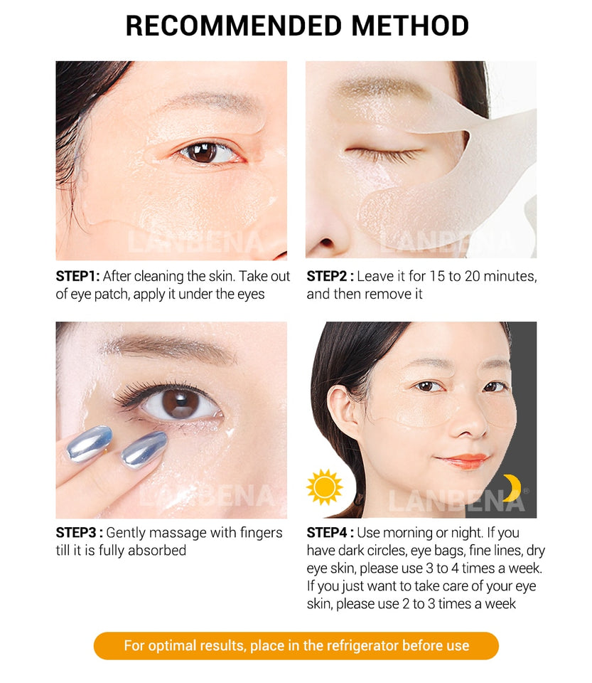 eye patches mask - skin care key