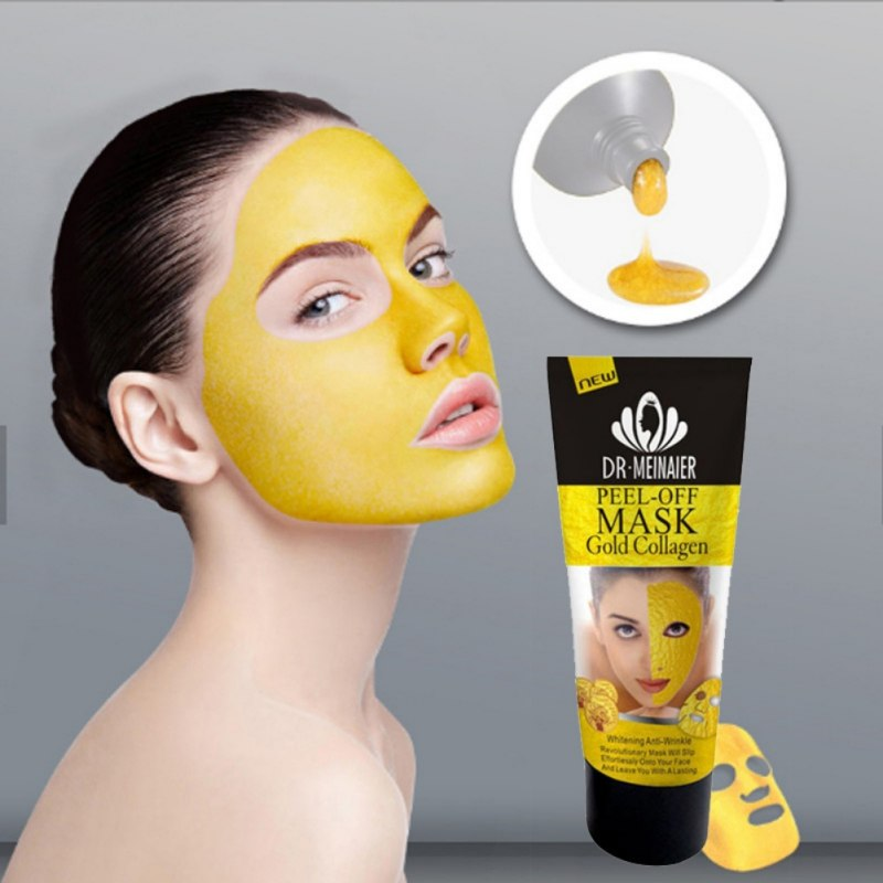 gold collagen mask - skin care key
