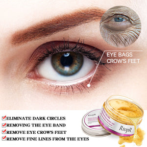 40Pcs/Box Eye Mask - skin care key