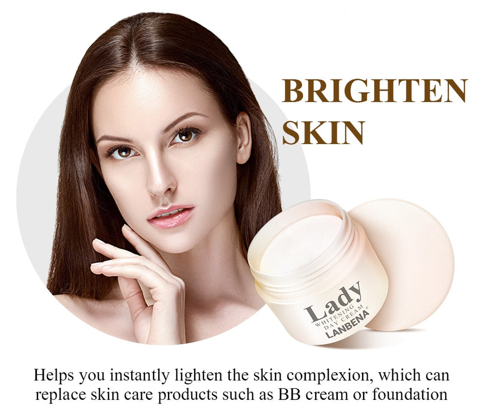 Whitening Face Cream - skin care key