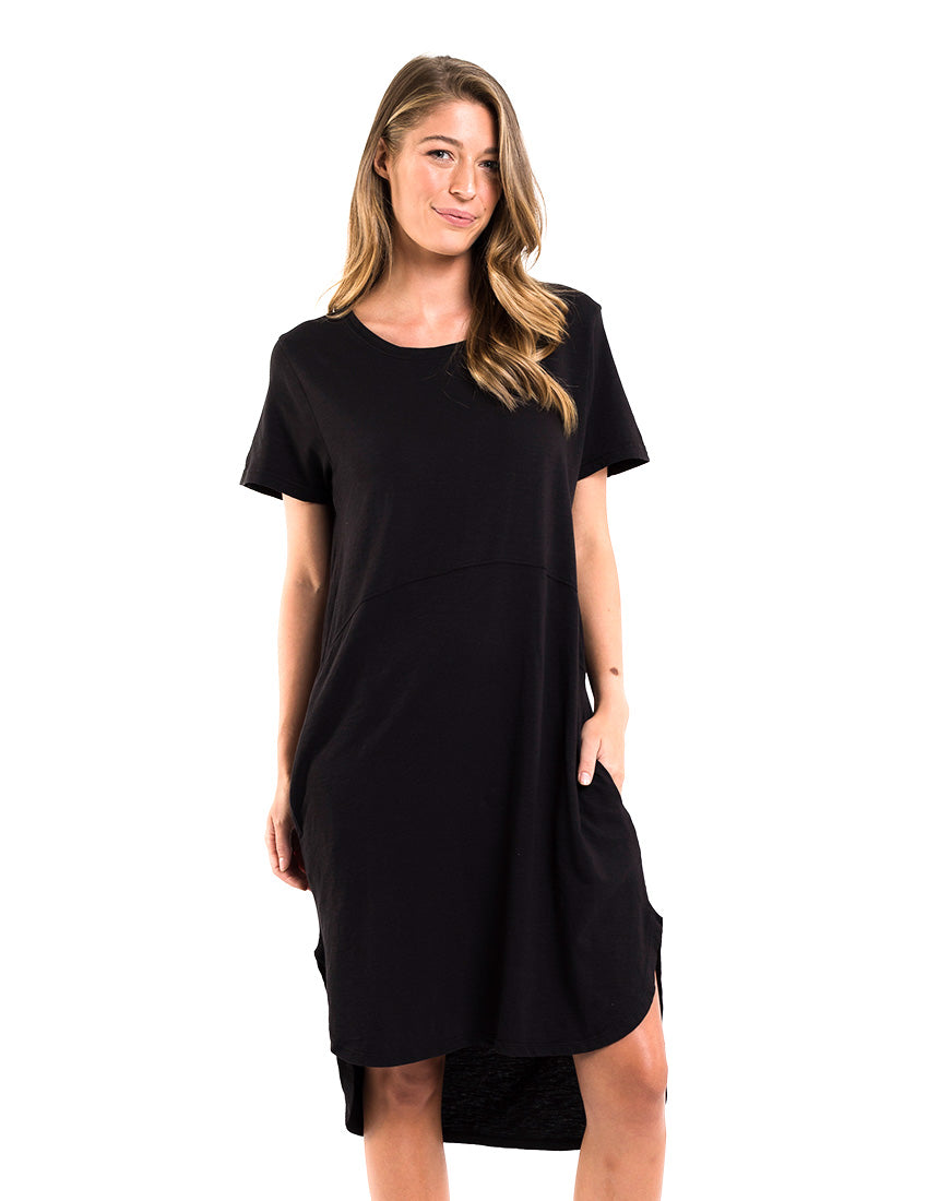 Foxwood Bayley Dress - Washed Black
