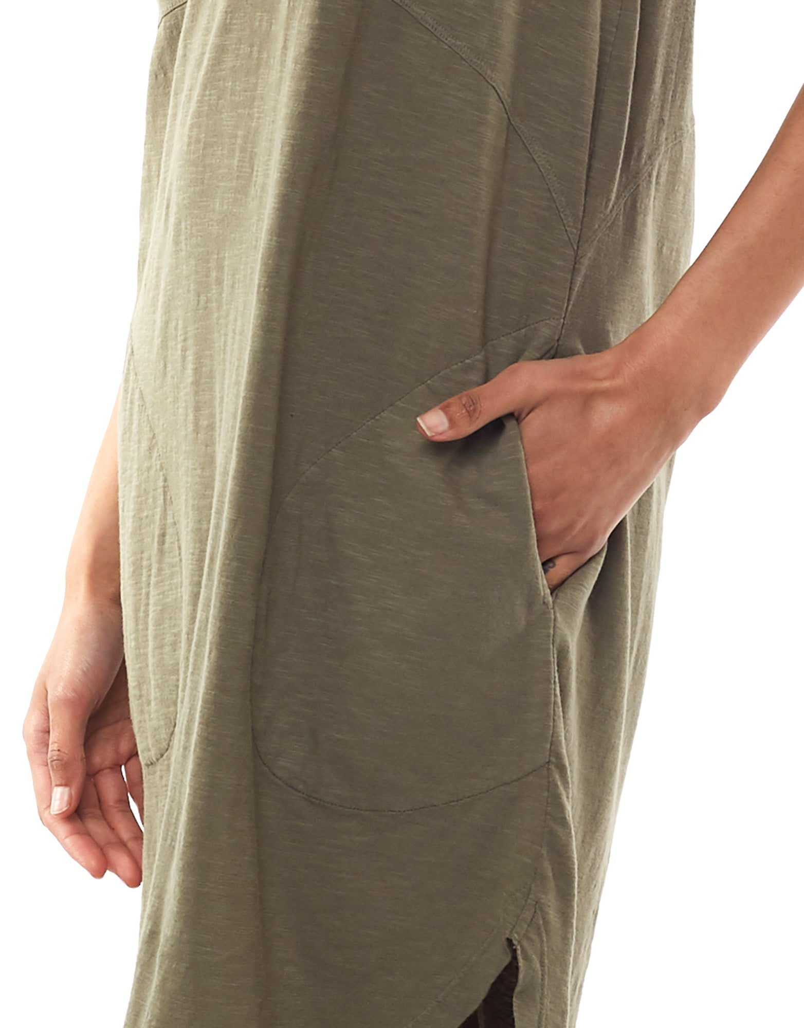 Foxwood - Bayley Dress - Khaki