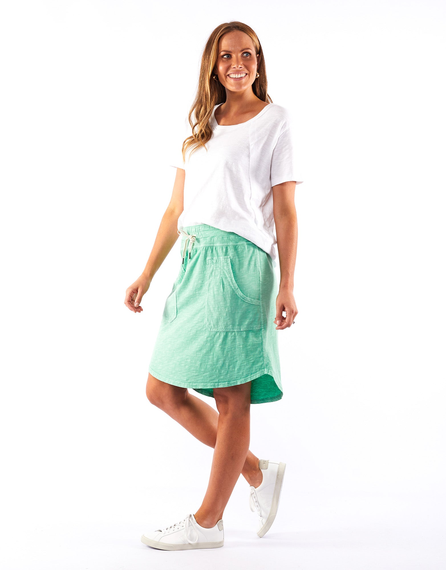 Foxwood - Utility Skirt - Green