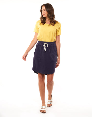 Foxwood - Utility Skirt - Navy