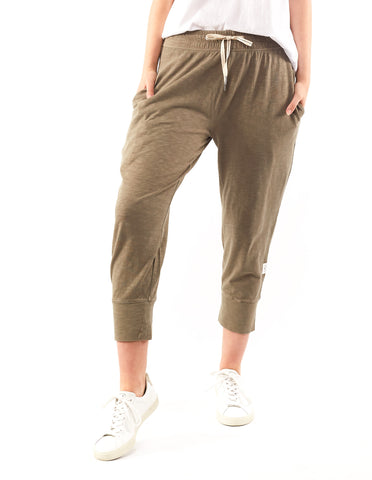 Elm - Fundamental Brunch Pant - Khaki