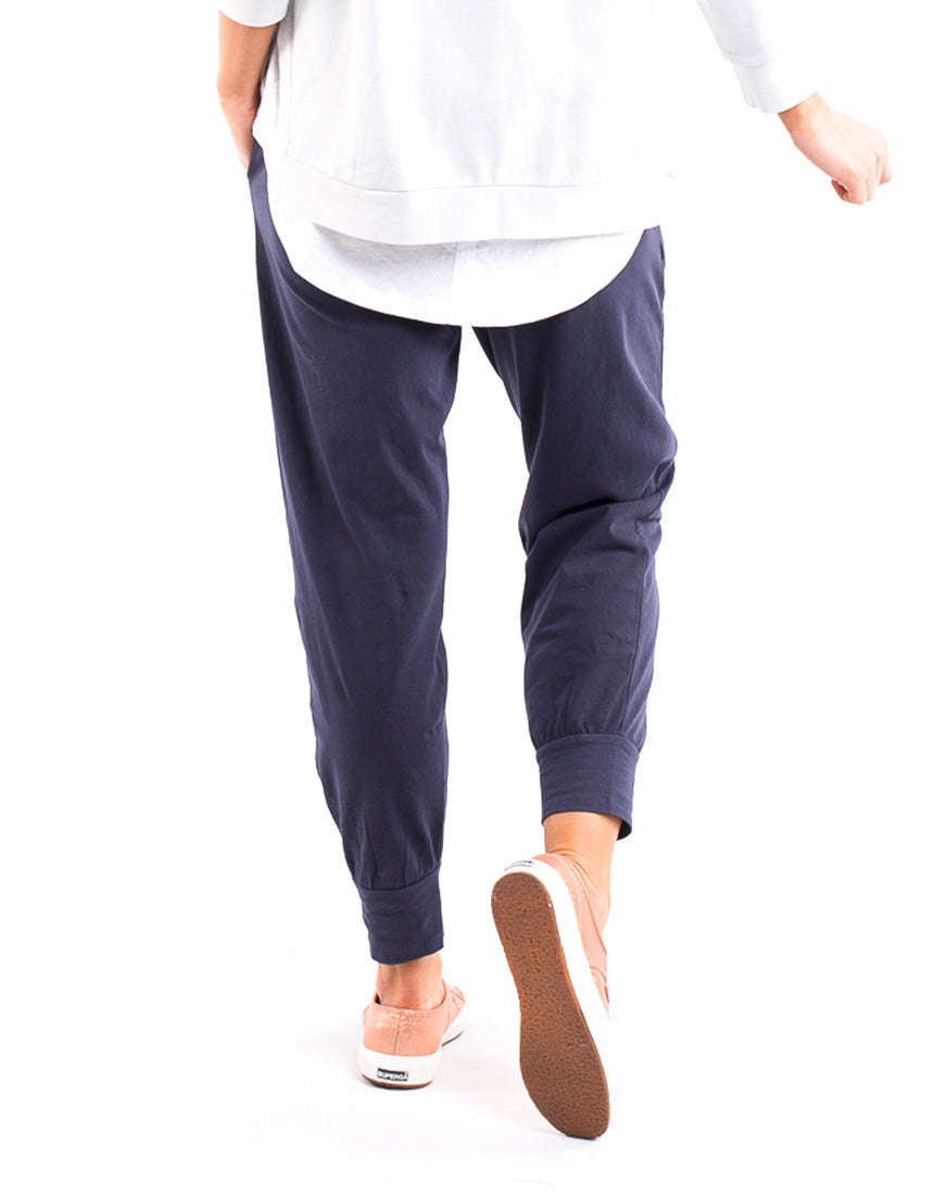 Elm - Wash Out Pant - Navy