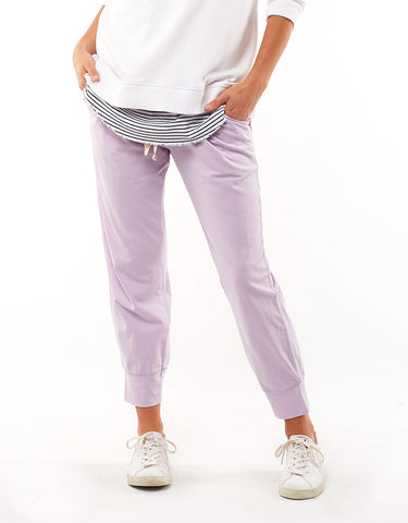 Elm - Wash Out Pant - Purple