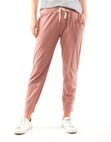 Elm - Wash Out Pant - Rose