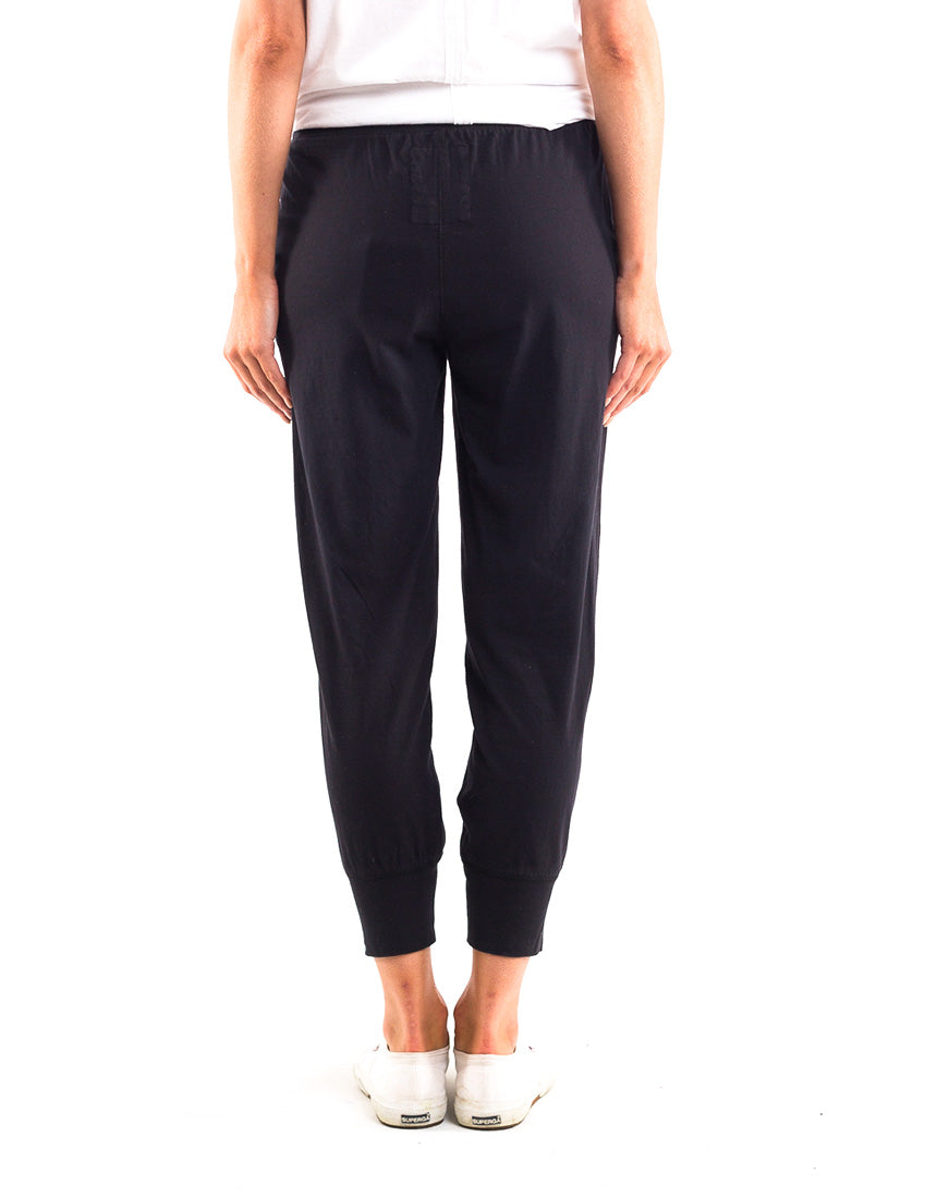 Elm - Wash Out Pant - Black
