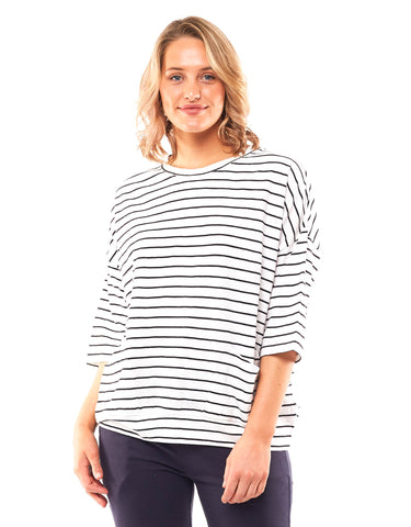 Elm - Fundamental Mazie Sweat - Stripe