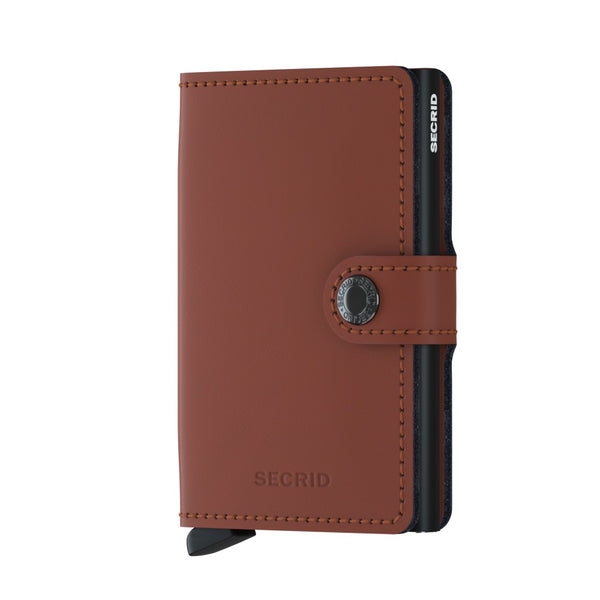 Secrid - Mini Wallet - Matte Brick