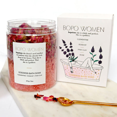BOPO Bath Soak - Goddess