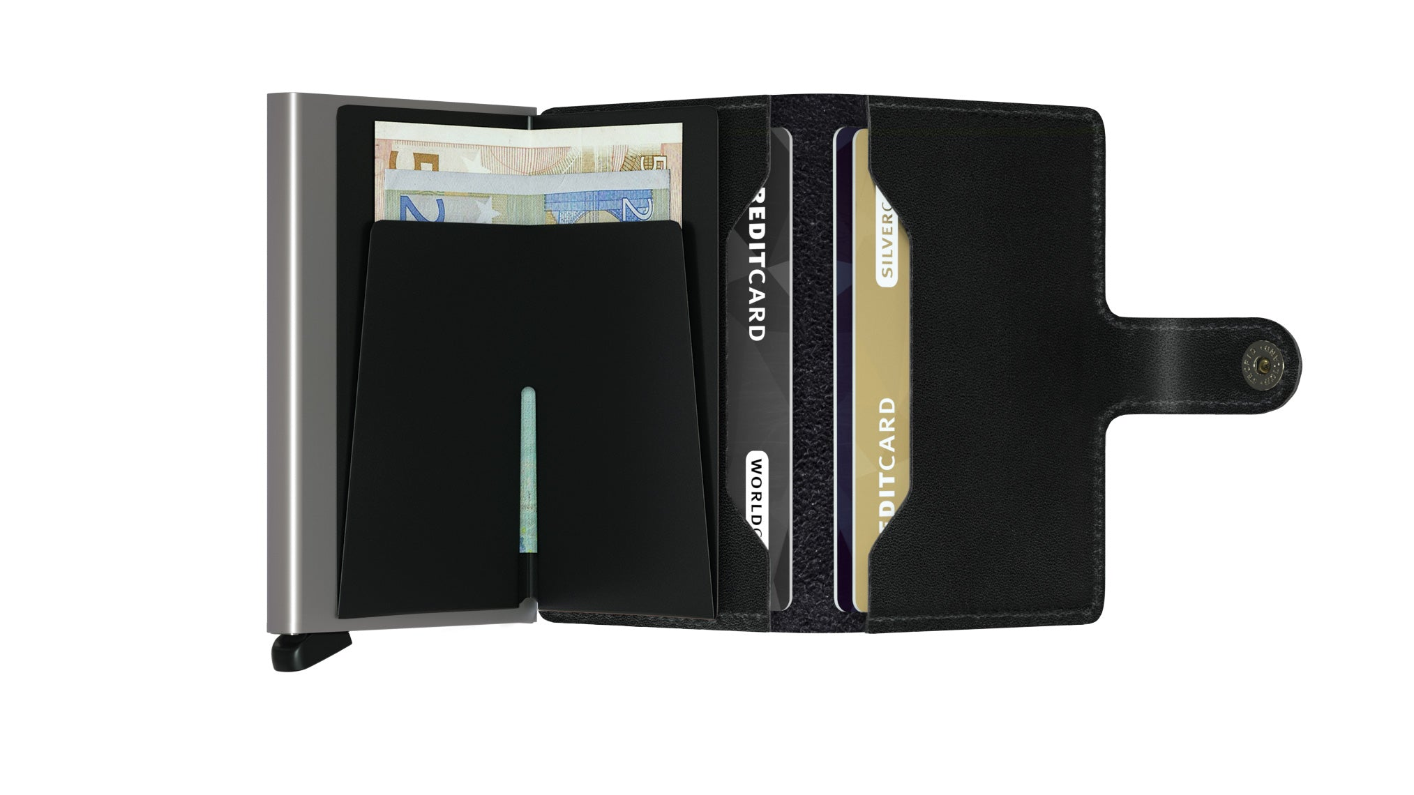 Secrid - Mini Wallet - Original Black