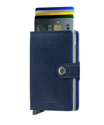 Secrid - Mini Wallet - Rango Blue Titanium