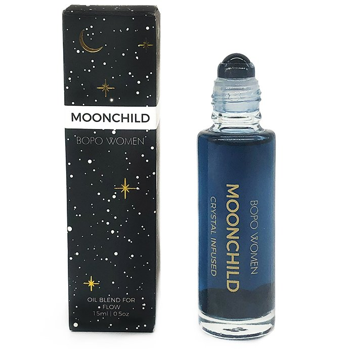BOPO Crystal Perfume Roller - Moonchild